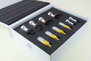 LED Fog DRL Reverse Turn Signal Light Package for Subaru WRX MY15-MY17 LEVORG
