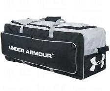 Under Armour UA Baseball/Softball Catchers Wheeled Equipment Bag Black UACEB-1RB