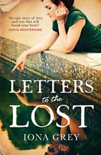 Grey, Iona-Letters To The Lost (UK IMPORT) BOOK NEW