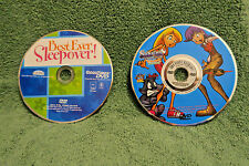 LOT OF 2 DVDs BEST EVER SLEEPOVER Sabrina the Teenage Witch FRIENDS FOREVER GUC