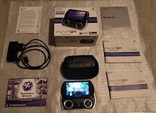 PSP GO 16GB PIANO BLACK PSP-N1003 7 GIOCHI COMPLETA OTTIME CONDIZIONI +CUSTODIA