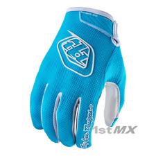 Troy Lee Designs TLD Guantes GP Aire MX Motocross Raza Azul Claro Adulto Pequeño Venta