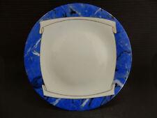 Kuchenteller 20 cm LIMOGES FRANCE - Tendance in blau