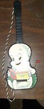 Vintage 1959 Mattel Casper The Friendly Ghost Ge-Tar, Toy Guitar / Ukulele.