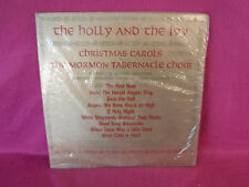 Mormon Tabernacle Choir, The Holly And The Ivy, Columbia ML 5592, 1960 SEALED