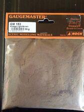 Gaugemaster GM153. Foliage - Light Brown. 30g Pack.