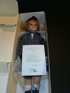 "Rare 24"" Sonja Hartmann Original Felix Artist Limited Boy Vinyl Doll MIB"