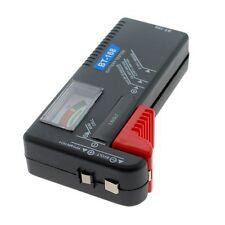 Batterietester Batterieprüfer Universal 1,5V 9V AA Mignon Micro AAA Tester