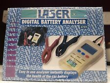 Laser 3759 Digital Car Battery Analyser