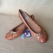 New Caprice Walking on air Real Leather pumps / ballerinas / flats UK 5 EUR 38