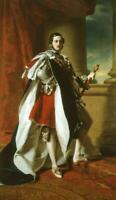 "perfect 24x36 oil painting handpainted on canvas""prince albert"" N15426"