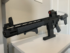 Sporting Rifle Vertical Wall Mount 3D Printed