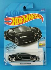 2019 Mattel Hot Wheels 7/10 FACTORY FRESH '16 BUGATTI CHIRON #89/250