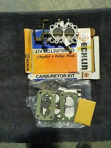 Valiant Carby Kit Complete?