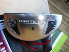 """Odyssey White ICE #9 35"""" PUTTER"""
