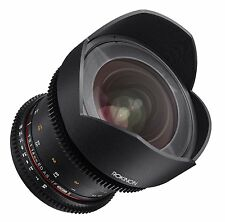 Rokinon Cine DS 14mm T3.1 Wide Angle Cine Lens for Sony E Mount Full Frame