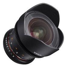 Rokinon Cine DS 14mm T3.1 Wide Angle Cine Lens for Sony E Mount Full Frame