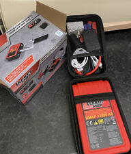 ULTIMATE SPEED Portable Jump Starter with Powerbank UMAP 12000 A2 New With Case.