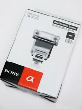 SONY Flash HVL-F20S Camera Silver For NEX-5/NEX-3/NEX-C3 genuine from JAPAN NEW