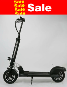 Electric E Scooter 2020 Quality Folding Stand on 350W - 500W Lithium Battery