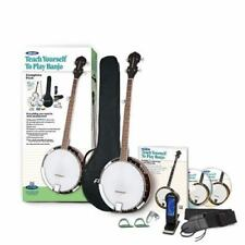 Alfred's Teach Yourself to Play Banjo: Complete Pack