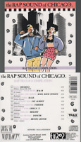 The Rap Sound Of Chicago Cd trax chi boyz m&m kool rock steady kgb fat albert