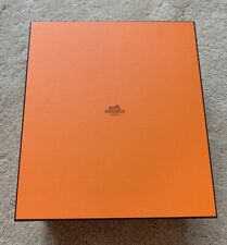 100% Authentic Hermes Empty Box Birkin 25 Kelly 12.5 By 11 By 6 Inches