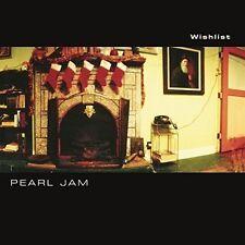 "Pearl Jam Wishlist 7"" Vinyl European Epic Pic Sleeve B/w Brain Of J"