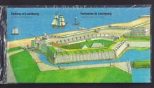 Canada  # 1551a    FORTRESS OF  LOUISBOURG KIT      New 1995  Sealed Issue