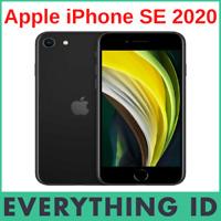 NEW APPLE IPHONE SE 64GB BLACK 2020 GEN 2 VODAFONE BUNDLE WITH $40 STARTER PACK
