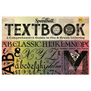 SPEEDBALL ART PRODUCTS 3069 THE SPEEDBALL TEXTBOOK 24TH EDITION