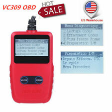 Car OBD2 CAN Code Reader Automotive Diagnostic Engine Check Scanner New US Stock