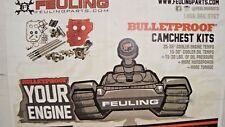 Feuling 7233 More HP Torque Complete 543 Gear Drive Cam Kit Fits Harley 06-16 X8