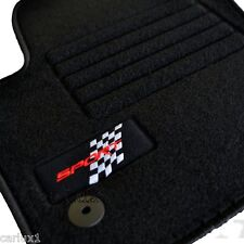 Alfombrillas coche a medida para SEAT Ibiza 6K SPORT EDITION Velour tapis de sol