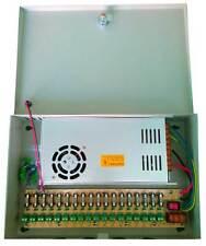 18 Kanal Netzgerät Netzteil für Überwachungskameras und Überwachungssysteme