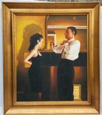 Colin Clarke Oil Panting on Canvas Framed