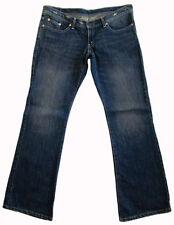 Levi's Machine Washable Low Rise Boot Cut Jeans for Women