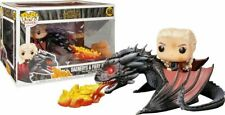 BOX DAMAGED Funko Pop! Rides: Game of Thrones™ - Daenerys & Fiery Drogon #68