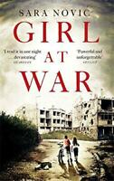 Girl at War by Novic, Sara, NEW Book, FREE & FAST Delivery, (Paperback)
