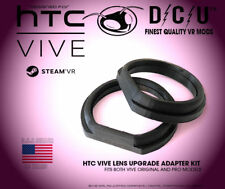 GEAR VR LENS MOD ADAPTER KIT HTC VIVE / PRO - SNAP-FIT - NYLONX® CARBON ADAPTERS
