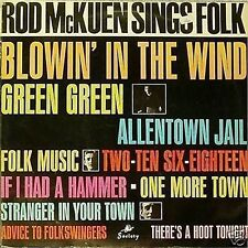 ROD McKUEN 'ROD McKUEN SINGS FOLK' UK LP
