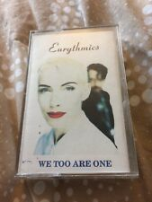 Eurythmics - We Too Are One Cassette Tape
