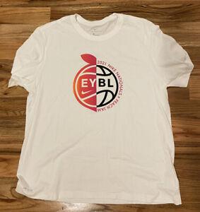 RARE Nike 2021 EYBL Peach Jam x Nike Nationals Tee Size XXL