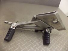 HONDA  CBF250, CBF 250 right hand side hanger with front and rear foot pegs