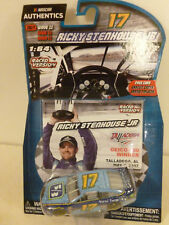#17 RICKY STENHOUSE JR. FIFTH 3R FORD FUSION WAVE-11 2017 NASCAR AUTHENTICS 1/64