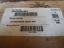 2006 Polaris 500 ATV Rear ATP Brushguard Kit 2874608-067 OEM NEW