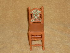 Fisher Price Loving Family Dollhouse Replacement Tan Bar Kitchen Stool Chair