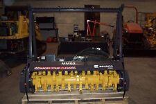 "Magnum MM60 60"" Mulching Head For Excavators,Fits Cat,Komatsu,Shreds up to 8"""