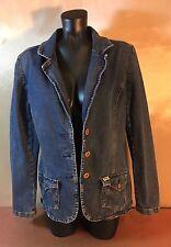 Levi's Women's Denim Jacket Sz XL J14