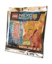 Lego Nexo Knights Merlok 2.0 Limited Edition Minifigur Limitierte Figuren 271713